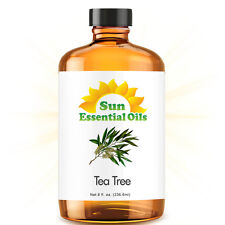 "Tea Tree (Huge 8oz) Best Essential Oil, New, ""Free Shipping"""