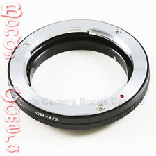 Olympus old OM Lens to Olympus OM 4/3 Mount Adapter E-1 3 5 30 300 450 520 600