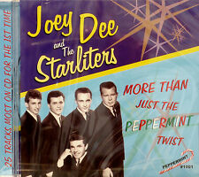 JOEY DEE & THE STARLITERS - More Than Just......