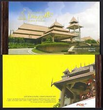 2011 MALAYSIA STAMP BOOKLET - ROYAL PALACES