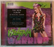 """WARRIOR by KESHA [Import-Explicit] (CD, 2012 - Canada - RCA) BRAND NEW """"SEALED"""""""