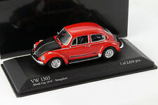 Volkswagen VW 1303 escarabajo World Cup 1974 senegalrot 1:43 Minichamps