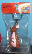 Kanga and Roo from Winnie the Pooh  Disney Figurine  key chain made of PVC Mint