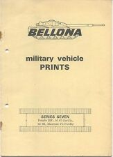 Bellona Military Vehicle Prints Series 7