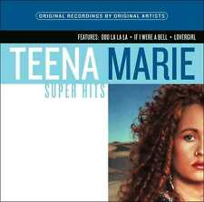 TEENA MARIE : SUPER HITS (RMST) (CD) sealed