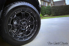 NEW TOYOTA 4RUNNER TACOMA & FJ GLOSS BLACK GUNNER 20 INCH WHEELS 4 PIECE SET
