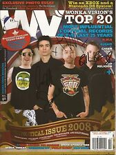 RISE AGAINST Tim McIlrath Billy Bragg Signed Punk Rock Magazine