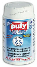 Puly Caff Cleaning Tablets 60 x 2.5g Tablets Coffee Espresso Catering Restaurant