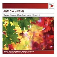 Vivaldi: The Four Seasons, Op. 10 nos 1-3- Sony Classical Masters, New Music