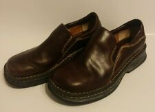 Womens Born shoes- brown M/W - W9934 G3 - size 6.5 / 37