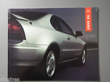 R&L Promo Brochure: Honda Range 1994 UK, Civic CRX Accord Prelude