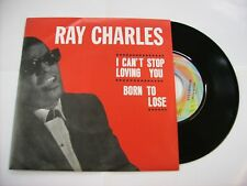 "RAY CHARLES - I CAN'T STOP LOVING YOU - 7"" REISSUE VINYL NEW UNPLAYED"