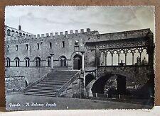 Viterbo - il Palazzo Papale [grande, b/n, viaggiata]