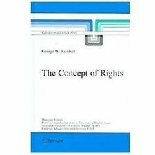 The Concept of Rights (LAW AND PHILOSOPHY LIBRARY)-ExLibrary
