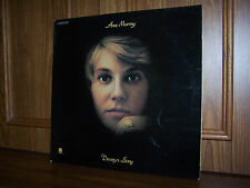 """1973 Anne Murray """"Danny's Song"""" Capitol Records German Press VG+/VG+"""
