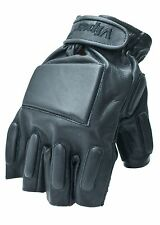 Special Ops Leather Tactical Shooters Mitts Small