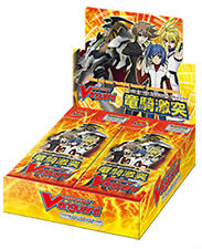 ENGLISH Cardfight Vanguard BT09 Clash of the Knights Dragons Booster Box SEALED!
