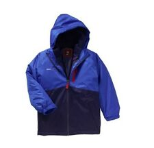Swiss Tech Boys' 3 in 1 System Jacket, Small 6-7, Blue