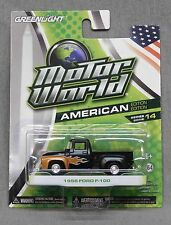 Greenlight Motor World 1956 Ford F-100 - American Edition - Series 14