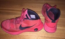 Nike Kevin Durant KD Trey 5 lll Men's Basketball Shoes Size 9.5 Red/Black VGC!