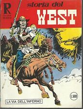 COLLANA RODEO N°147 - STORIA DEL WEST