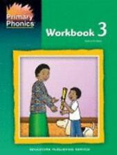 NEW Primary Phonics Workbook 3 -- Free Shipping!!!