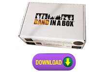 PG Music Band in a Box Ultra Plus UltraPlus Pack 2016 MAC - Download