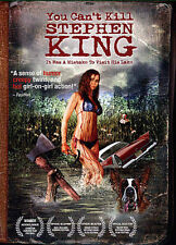 You Can't Kill Stephen King (DVD, 2014)