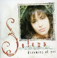 Selena - Dreaming Of You [CD New]