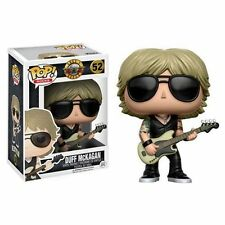 "GUNS N ROSES DUFF McKAGAN 3.75"" POP ROCKS VINYL FIGURE FUNKO BRAND NEW 51"