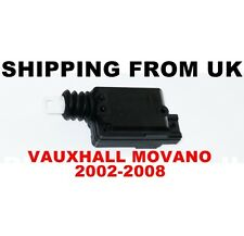 CENTRAL LOCKING MOTOR DOOR LOCK ACTUATOR for OPEL VAUXHALL MOVANO 1998-2008