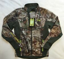 UNDER ARMOUR Mens Scent Control Infrared Speed Freek Hunting Jacket SMALL $199