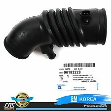 GENUINE Air Cleaner Intake Hose w/ Sensor 99-02 Daewoo Lanos OEM 96182228