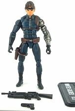 Marvel Universe 2010 WINTER SOLDIER (SERIES 2 #022) - Loose