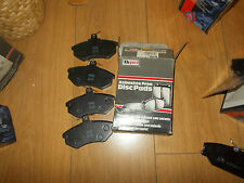 Audi 80 90 B2 1.6 Td Quattro Coupe Front Brake Pads BP404
