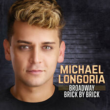Broadway Brick By Brick - Michael Longoria (2016, CD NEUF)