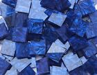 100+ Van Gogh Stained Glass Mosaic Tiles Blue 1/2