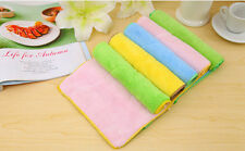 Absorbent cloth Dish Towel Kitchen Towel Magic Double Dish Cloth Household 2#