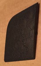 Audi A2 2000 2005 tweeter speaker grill trim cover soul black driver front right