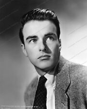 8x10 Print Montgomery Clift Portrait #2351