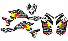 BULL DECAL STICKER KIT IN MX VINYL fits SUZUKI LTR 450 LTR450(NON OEM)