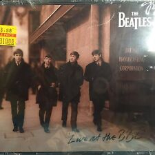 BEATLES LIVE AT THE BBC 2 CD BOX SEALED 1994 edition