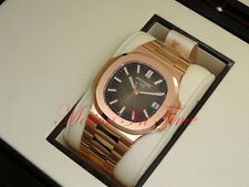 Patek Philippe Nautilus 5711/1R-001 Rose Gold on Bracelet Latest Release 2015