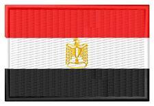 Flagge Ägypten Flag Egypt iron-on Aufnäher patch