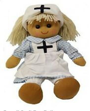 Powell Craft Muñeca De Trapo-Enfermera
