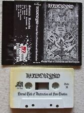 HIBORYM (Mex) - Eternal Cycle of Destruction and New Creation / demo 2010