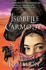 New THE REBELLION Isobelle Carmody ASHLING/THE KEEPING PLACE x2 books in 1