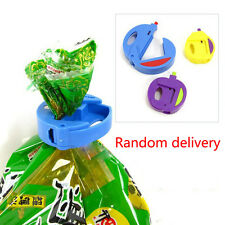 Kitchen Storage Food Snack Seal Sealing Bag Clips Sealer Clamp Plastic Tool
