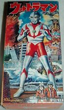 "ORIGNL ULTRAMAN BILLIKEN 9""TIN WIND UP WALKING TSUBURAYA JAPAN1992 ROBOT NEWnBOX"