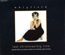 Whigfield / Last Christmas - Big Time